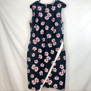 Tommy Hilfiger Women's Floral Scuba Dress NWT 8